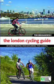The London Cycling Guide by Tom Bogdanowicz image