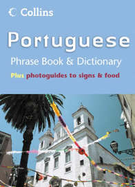 Collins Portuguese Phrase Book and Dictionary image