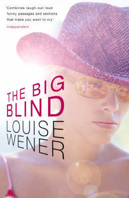 The Big Blind by Louise Wener image