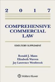 Comprehensive Commercial Law by Ronald J Mann image