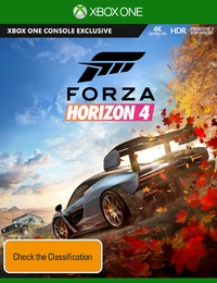 Forza Horizon 4 for Xbox One
