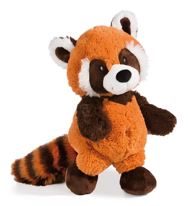 Nici: Wild Friends Plush - Red Panda (25cm)