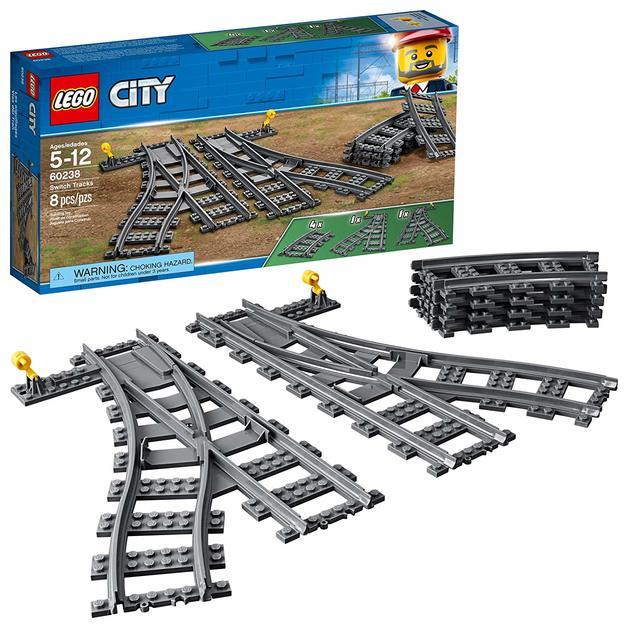 LEGO City: Switching Tracks Set (60238)