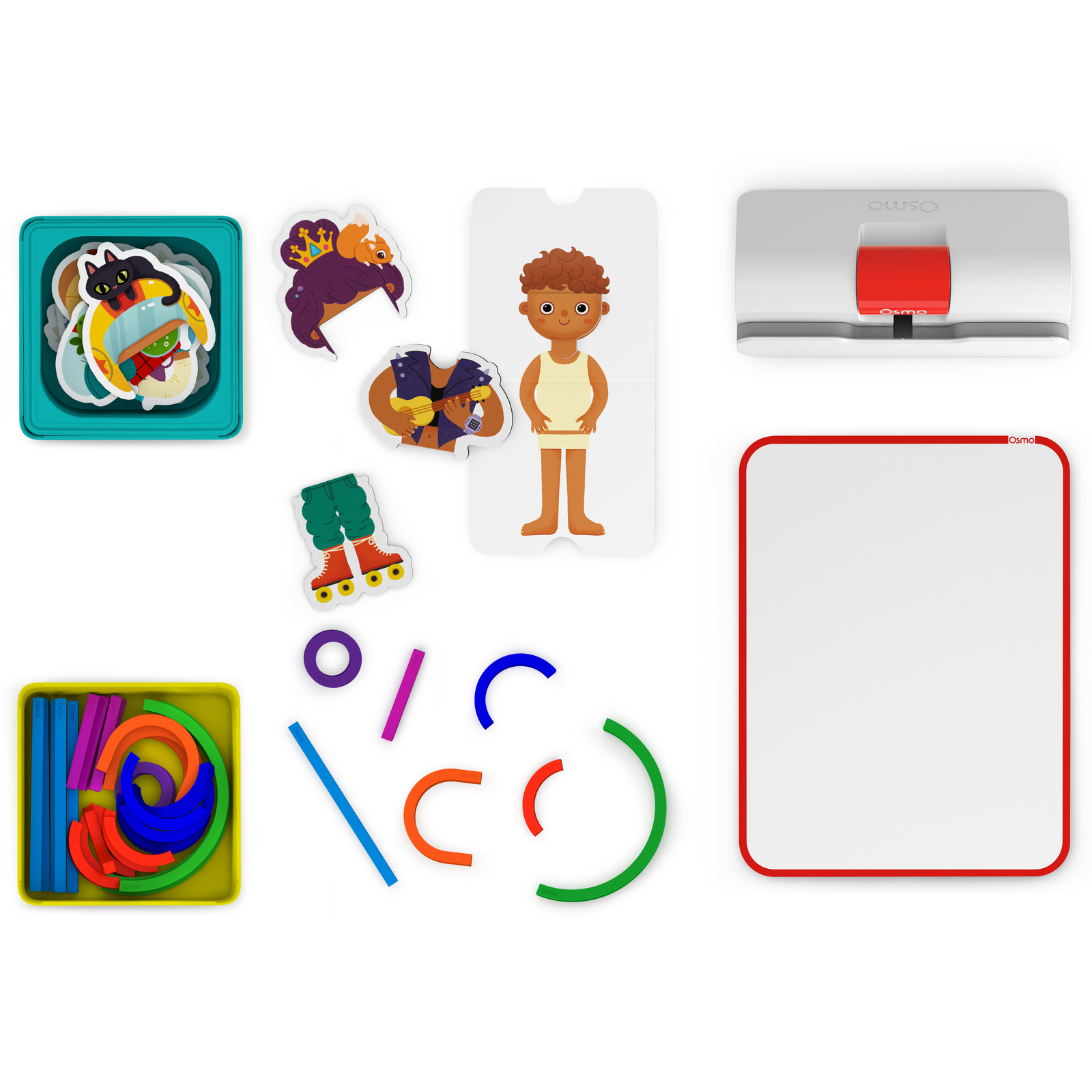 OSMO: Little Genius Starter Kit for iPad image