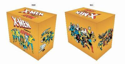 X-men: Children Of The Atom Box Set by Stan Lee