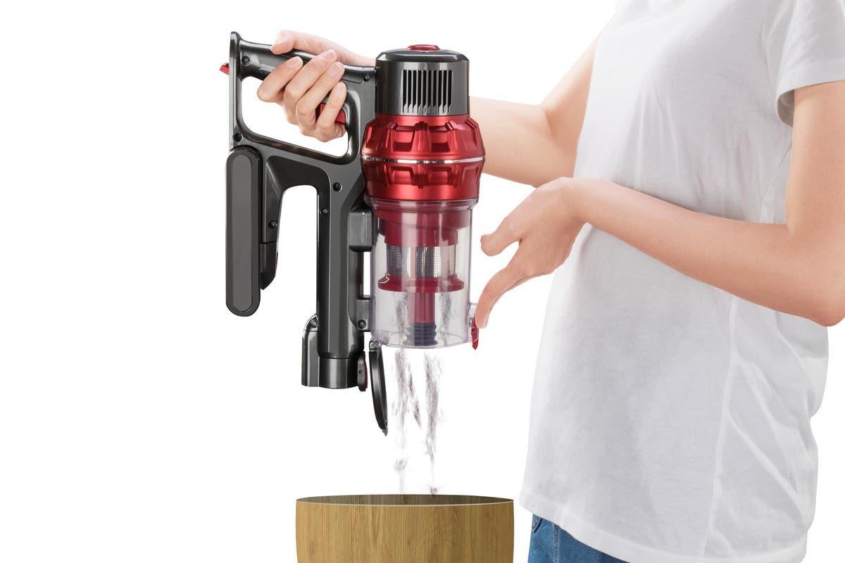 Kogan C9 Cordless Stick Vacuum Cleaner image