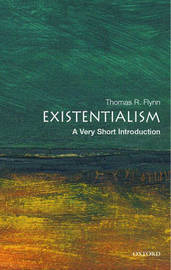 Existentialism: A Very Short Introduction by Thomas Flynn image