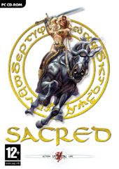 Sacred for PC Games