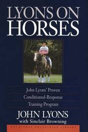 Lyons on Horses by J. Lyons image