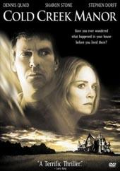 Cold Creek Manor on DVD