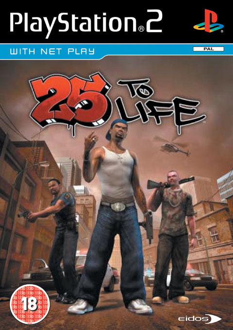 25 To Life for PlayStation 2