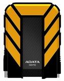 500GB Adata Durable HD710 USB 3.0 Portable Hard Drive (Yellow)