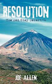 Resolution: The Red Clay Desert-4 by Joe Allen
