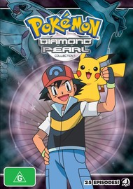 Pokemon: Diamond and Pearl - Collection 1 on DVD