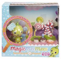Magic MeeMees: Figure Playset (Sweetsland)