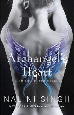 Archangel's Heart by Nalini Singh image