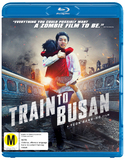 Train to Busan on Blu-ray