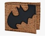 Batman: Cork & Applique - Bi-fold Wallet