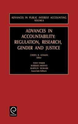 Advances in Accountability