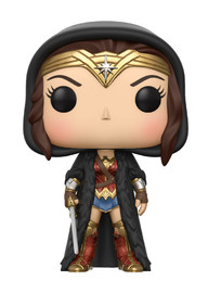 Wonder Woman Movie - Wonder Woman (Cloaked Ver.) Pop! Vinyl Figure