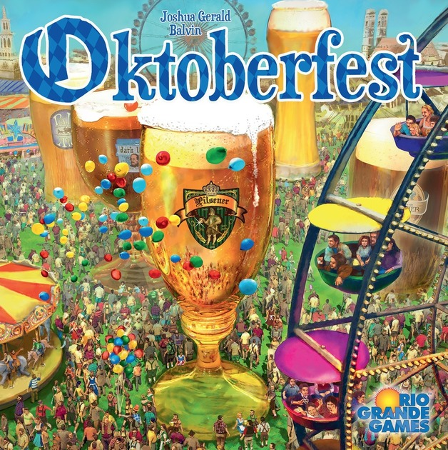 Oktoberfest - Board Game