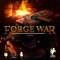 Forge War (2nd Edition) - Board Game
