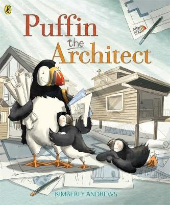 Puffin the Architect by Kimberly Andrews image
