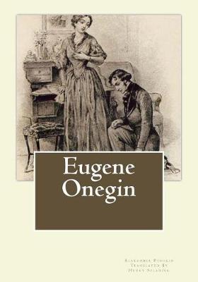Eugene Onegin by Alexander Pushkin image