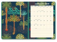 Justina Blakeney: On Time Botanicals 2019 A5 Diary image