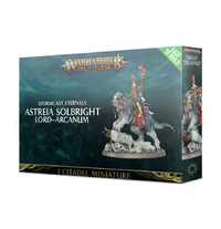 Warhammer Age of Sigmar: Astreia Solbright Lord-Arcanum