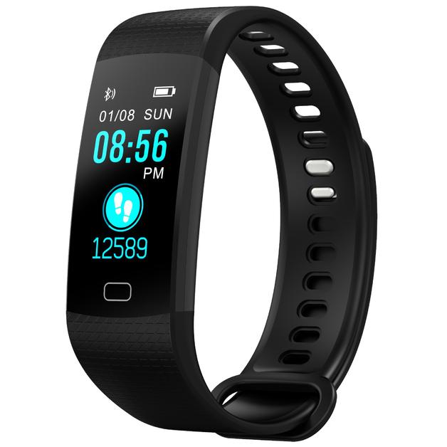 Unisex Sports Smartwatch - Black