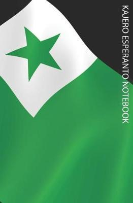 Kajero Esperanto Notebook by Spicy Journals image