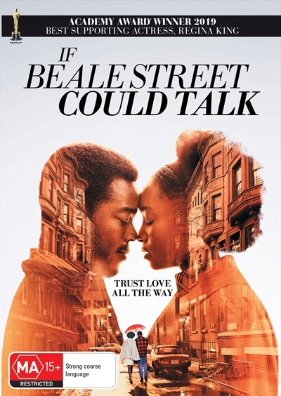 If Beale Street Could Talk on DVD