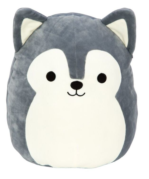 "Squishmallows 12"" Plush - Ryan the Husky"