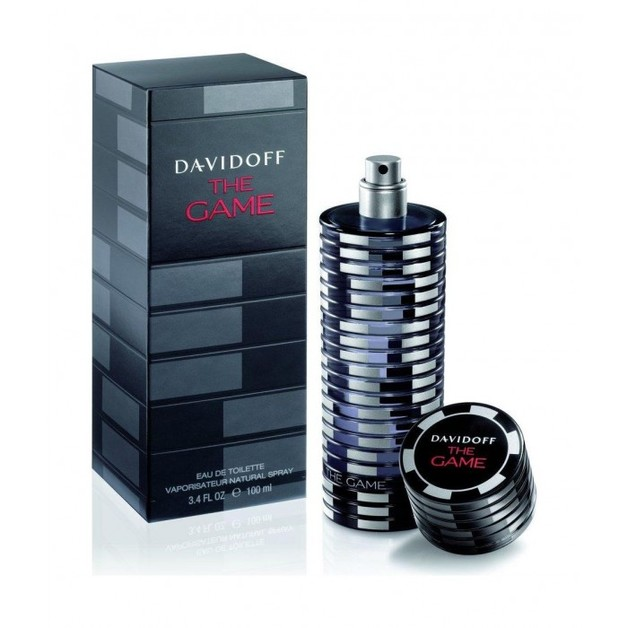 Davidoff - The Game Fragrance (EDT 100ml)