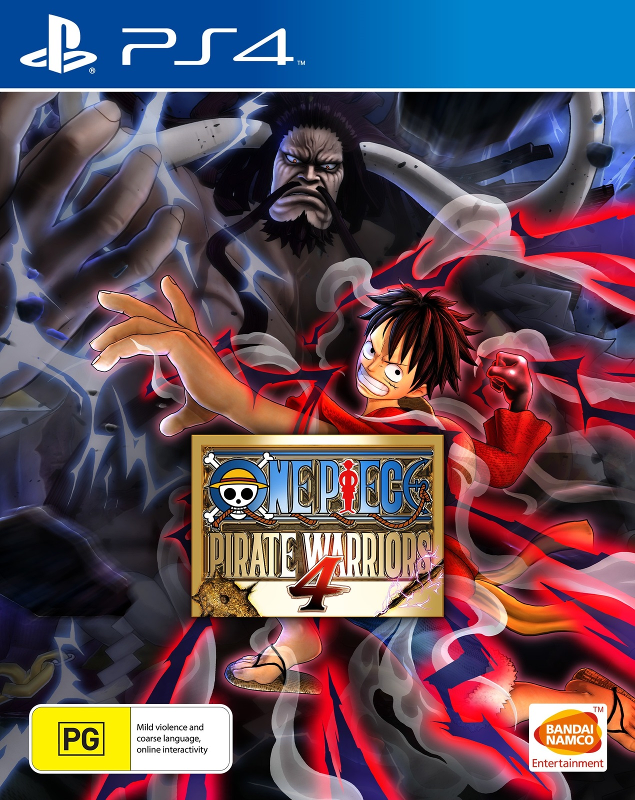 One Piece: Pirate Warriors 4 for PS4 image