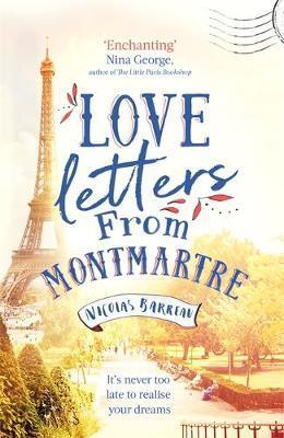 Love Letters from Paris by Nicolas Barreau