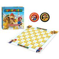 Super Mario: Checkers - Board Game