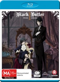Black Butler (Kuroshitsuji) Season 1 on Blu-ray