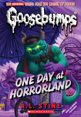 One Day in Horrorland by R.L. Stine