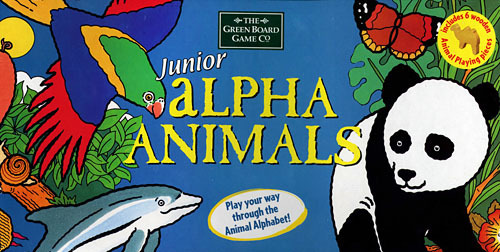 Alpha Animals Junior