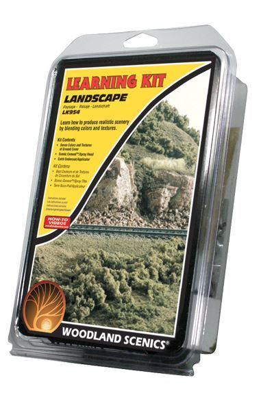 Woodland Scenics Landscaping kit