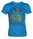 Beatles - Clubband Turquoise Male T-Shirt (Medium)