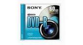 Sony DMR60DSS1 30MIN A SIDE DVD-R BRAND 8CM