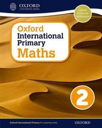 Oxford International Primary Maths 2 by Caroline Clissold image