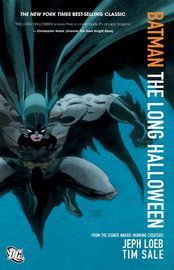 Batman: The Long Halloween by Jeph Loeb