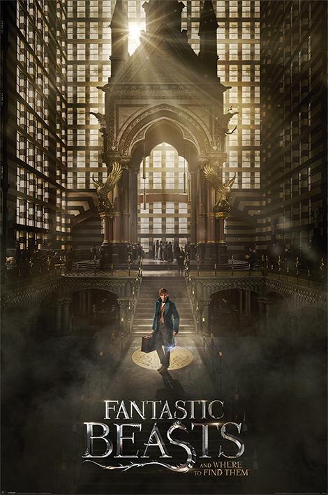 Fantastic Beasts Maxi Poster - Teaser (561)