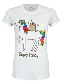 Pusheen Super Fancy T-Shirt (XX-Large)