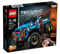LEGO Technic: 6x6 All Terrain Tow Truck (42070)