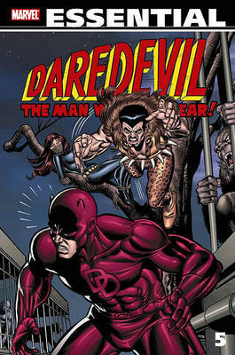 Essential Daredevil Vol.5